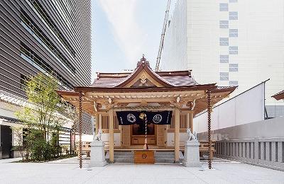 s ph141024 2 - 福徳神社で宝くじ祈願してみました!人気の宝くじ入れも購入すべき?