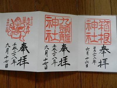 s DSCN5788 - 箱根神社と九頭龍神社の御朱印集めツアー!2つの神社は徒歩で周れるの?