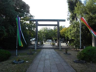s DSCN7050 - 滋賀縣護國神社で御朱印をいただきました!彦根城にも立ち寄ってみよう!