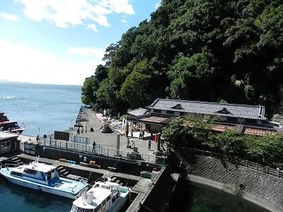 s DSCN7103 - 都久夫須麻神社は竹生島神社とも言う!?いただける御朱印はコレです!