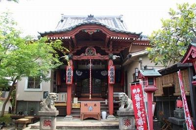 s caption - 東京都内の縁切り寺で効果が期待できるのはお岩さんで有名な於岩稲荷陽運寺