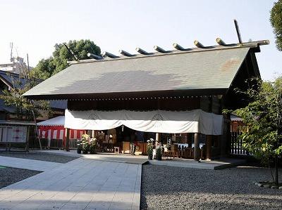 s image 1 - 阿佐ヶ谷神明宮は結婚式も人気!八難除ができる神社は全国でもここだけ!