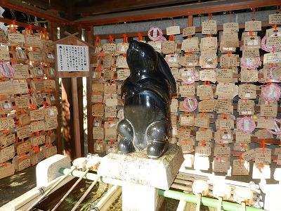 s DSCN7363 - 岡崎神社に行ったらうさぎみくじを引こう!うさぎだらけの縁結び神社♪