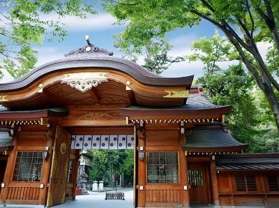 s 2018 12 11 14h53 44 - 大國魂神社の結婚式場としての評判は?縁結びのご利益はあるの?