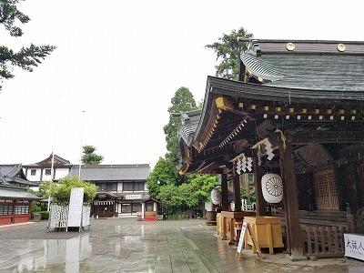 s 20180615 132335 - 大國魂神社の結婚式場としての評判は?縁結びのご利益はあるの?