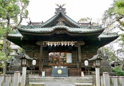 s 2020 08 25 10h41 12 - 荏原神社と品川神社は仲悪いって本当!?同じ日に参拝しても大丈夫?